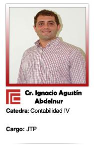 ABDELNUR IGNACIO AGUSTIN