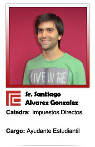 ALVAREZ GONZALEZ SANTIAGO