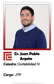 ARGOTA JUAN PABLO