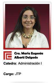 Alberti Delgado María Eugenia