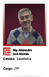 Alcaide Alejandro José