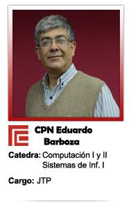 BARBOZA EDUARDO
