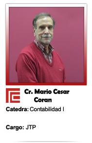 CORAN MARIO CESAR
