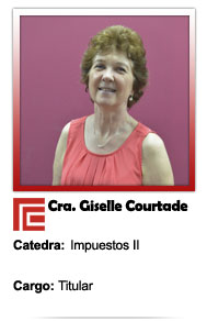 COURTADE GISELLE