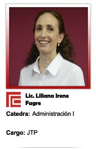 Fagre Liliana Irene