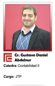 GUSTAVO DANIEL ABDELNUR