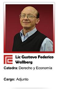 GUSTAVO FEDERICO WALLBERG