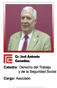 González José Antonio
