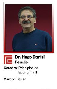 HUGO DANIEL FERULLO