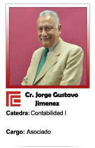 JIMENEZ JORGE GUSTAVO