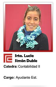 LUCÍA SIMON DUBLE