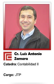 LUIS ANTONIO ZAMORA