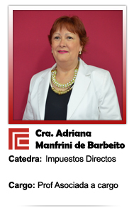 MANFRINI DE BARBEITO ADRIANA