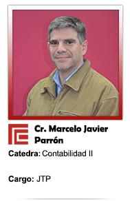 MARCELO JAVIER PARRÓN