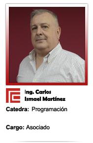 Martínez Carlos Ismael
