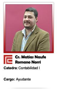 NAUFE ROMANO NORRI MATIAS