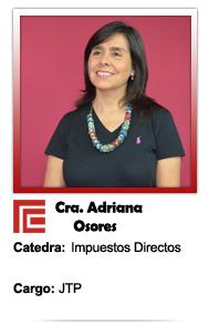 OSORES ADRIANA