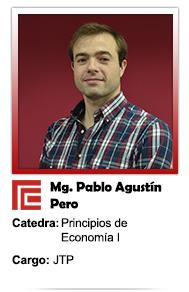 PABLO AGUSTÍN PERO