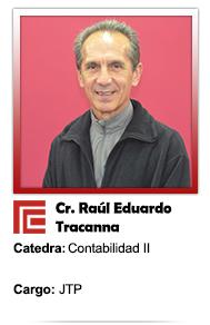 RAUL EDUARDO TRACANNA