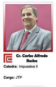 ROSKA CARLOS ALFREDO