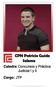 SALEME PATRICIO GUIDO