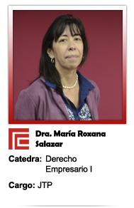 Salazar María Roxana
