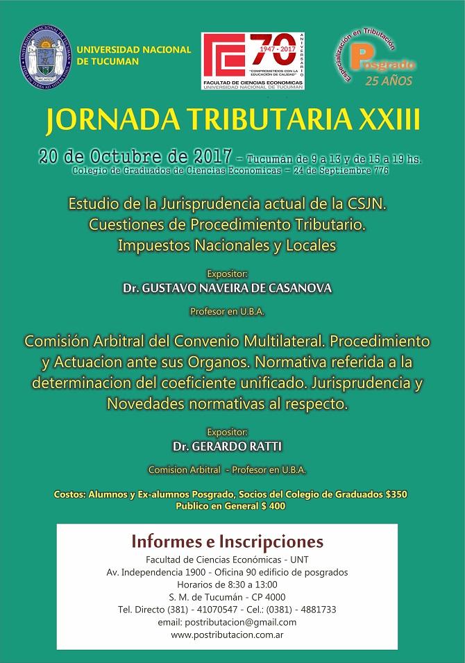JORNADA XXIII publicar